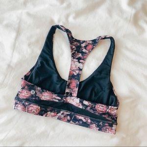 lululemon athletica Intimates & Sleepwear - Lululemon Frosted Rose Sports Bra